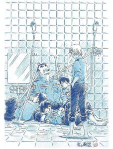 警察学校編での一コマ